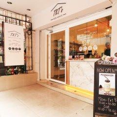 Отель Tkt's Row House Бангкок питание фото 2