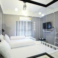 Meroom Hotel Пхукет комната для гостей