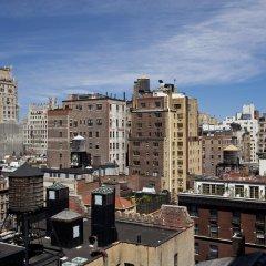 Отель Loews Regency New York Hotel США, Нью-Йорк - отзывы, цены и фото номеров - забронировать отель Loews Regency New York Hotel онлайн балкон