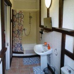 Отель B&B Casa Aceo Сан-Мартино-Сиккомарио ванная