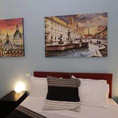 Отель Guest House Il Tempio Della Capitale Италия, Рим - отзывы, цены и фото номеров - забронировать отель Guest House Il Tempio Della Capitale онлайн комната для гостей фото 5