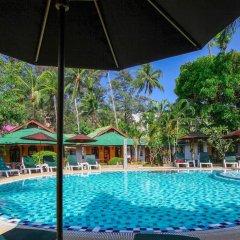 Отель Eden Bungalow Resort бассейн фото 3