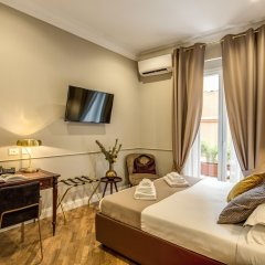 Tree Charme Spagna Boutique Hotel комната для гостей