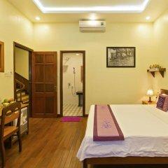 Отель Qua Cam Tim Homestay комната для гостей фото 4