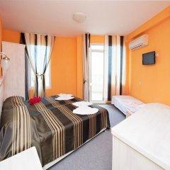 Отель Paros Болгария, Поморие - отзывы, цены и фото номеров - забронировать отель Paros онлайн комната для гостей