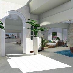 Отель VH Gran Ventana Beach Resort - All Inclusive парковка