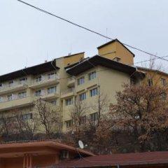 Hotel Bojur Димитровград вид на фасад