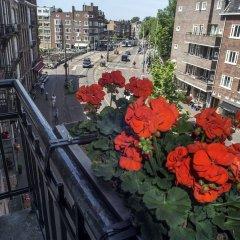 Отель Larende Нидерланды, Амстердам - 1 отзыв об отеле, цены и фото номеров - забронировать отель Larende онлайн балкон фото 2