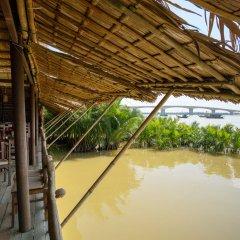 Отель Hoi An Coco River Resort & Spa пляж