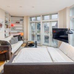 Отель 1 Bedroom Penthouse in Farringdon Великобритания, Лондон - отзывы, цены и фото номеров - забронировать отель 1 Bedroom Penthouse in Farringdon онлайн комната для гостей фото 4