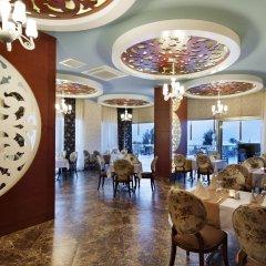 Отель Justiniano Deluxe Resort – All Inclusive Окурджалар питание