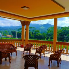 Hotel Las Hamacas балкон