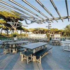 Traiano Hotel бассейн