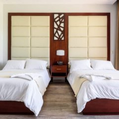 Paraiso Rainforest and Beach Hotel комната для гостей фото 5