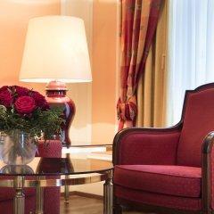 VICTORIA-JUNGFRAU Grand Hotel & Spa удобства в номере