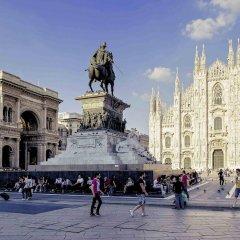 Отель IH Hotels Milano Regency спортивное сооружение