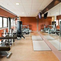 Отель Novotel London Paddington фитнесс-зал фото 4