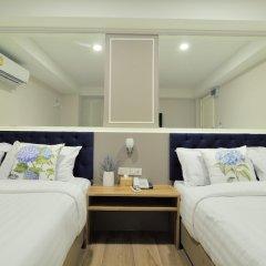 De Lavender Bangkok Hotel Бангкок комната для гостей фото 3