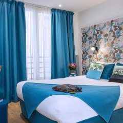 Отель Villa Boheme Париж комната для гостей фото 4