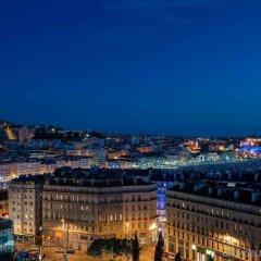 Отель Mercure Marseille Centre Vieux Port балкон