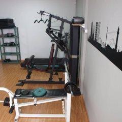 Апарт-отель Bertran фитнесс-зал фото 3