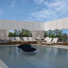 Отель Courtyard by Marriott Al Barsha, Dubai ОАЭ, Дубай - отзывы, цены и фото номеров - забронировать отель Courtyard by Marriott Al Barsha, Dubai онлайн бассейн фото 3