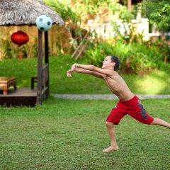 Отель Vinh Hung Riverside Resort & Spa фитнесс-зал фото 2