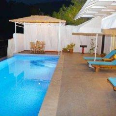 Villa Ulus Турция, Патара - отзывы, цены и фото номеров - забронировать отель Villa Ulus онлайн бассейн фото 3