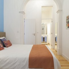 Отель We Love F Tourists Лиссабон комната для гостей фото 4
