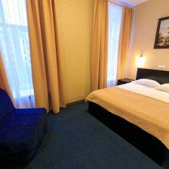 Апартаменты Невский Гранд Апартаменты Стандартный номер с двуспальной кроватью фото 11