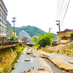 Отель Arimaonsen Musubi-no-koyado En Кобе бассейн