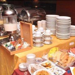 Отель Transcorp Hotels питание