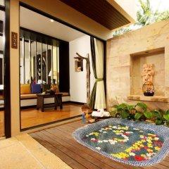 Отель Andaman Cannacia Resort & Spa 4* Стандартный номер разные типы кроватей фото 4