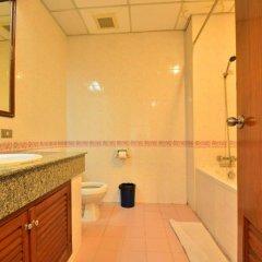 Апартаменты Piyavan Tower Serviced Apartment ванная