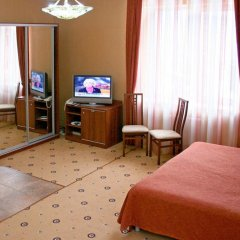 Гостиница NATIONAL Dombay комната для гостей фото 2