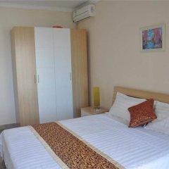 Апартаменты Sanya Haizhixing Seascape Holiday Apartment комната для гостей фото 4