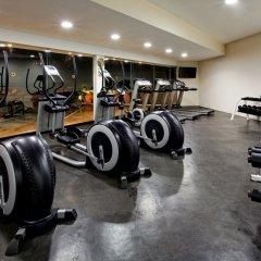 Отель Holiday Inn Merida Mexico фитнесс-зал фото 2