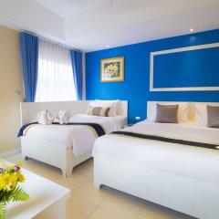 Отель The Beach Boutique House комната для гостей