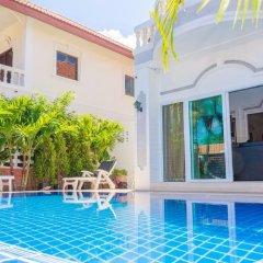 Отель Baan Kanittha - 6 Bedrooms GT Pool Villa бассейн фото 2