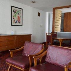 Отель Suites Mi Casa Мексика, Мехико - отзывы, цены и фото номеров - забронировать отель Suites Mi Casa онлайн комната для гостей фото 4