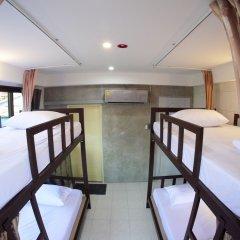 Отель Bed De Bell Hostel Таиланд, Бангкок - отзывы, цены и фото номеров - забронировать отель Bed De Bell Hostel онлайн комната для гостей фото 4