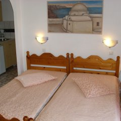 Отель Sweet Heart Studio - Apartments Греция, Остров Санторини - отзывы, цены и фото номеров - забронировать отель Sweet Heart Studio - Apartments онлайн комната для гостей