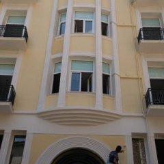 Отель Cosmopolit парковка