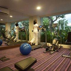 Отель Suvarnabhumi Suite Бангкок фитнесс-зал