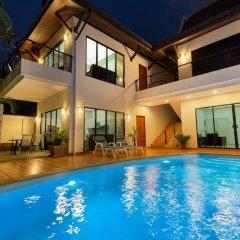 Апартаменты Kata Pool Apartments спортивное сооружение