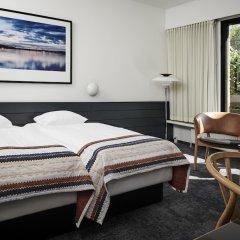 Отель Munkebjerg Hotel Дания, Вайле - отзывы, цены и фото номеров - забронировать отель Munkebjerg Hotel онлайн комната для гостей фото 5