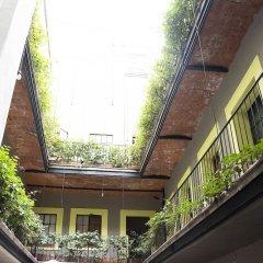 Отель Downtown Мексика, Мехико - отзывы, цены и фото номеров - забронировать отель Downtown онлайн балкон