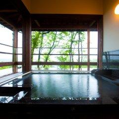 Отель Kusayane No Yado Ryunohige Хидзи бассейн