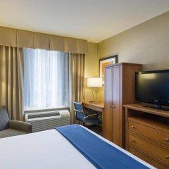 Отель Holiday Inn Express - New York City Chelsea удобства в номере фото 2