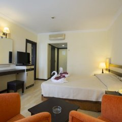 Orfeus Park Hotel Турция, Сиде - 1 отзыв об отеле, цены и фото номеров - забронировать отель Orfeus Park Hotel онлайн комната для гостей фото 5